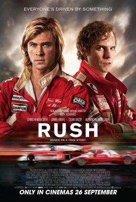 Xem phim Đường đua nghẹt thở – Rush (2013)