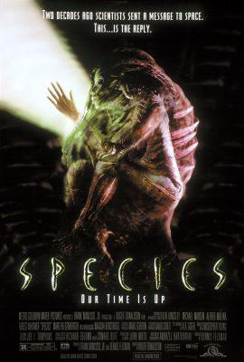 Xem phim Giống Nòi – Species (1995)