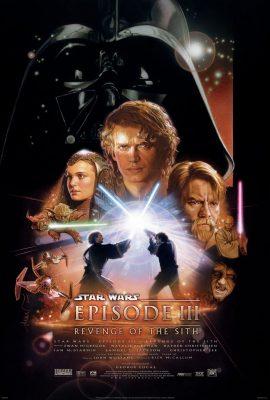 Xem phim Chiến tranh giữa các vì sao: Tập 3 – Sự báo thù của người Sith   Star Wars: Episode III – Revenge of the Sith (2005)