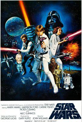 Xem phim Chiến tranh giữa các vì sao: Tập 4 – Niềm hy vọng mới   Star Wars: Episode IV – A New Hope (1977)