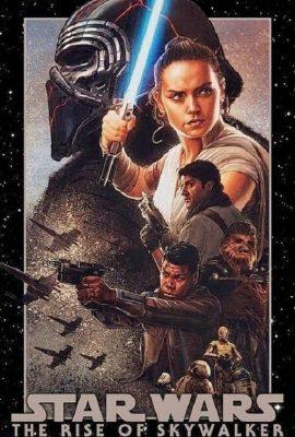 Xem phim Chiến tranh giữa các vì sao: Tập 9 – Sự trỗi dậy của Skywalker   Star Wars: Episode IX – The Rise of Skywalker (2019)