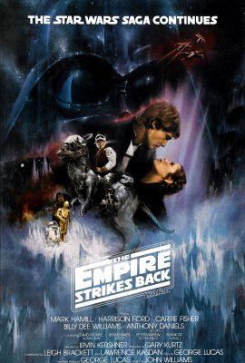 Xem phim Chiến tranh giữa các vì sao: Tập 5 – Đế chế phản công   Star Wars: Episode V – The Empire Strikes Back (1980)
