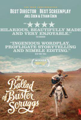 Xem phim Biên Niên Sử Viễn Tây – The Ballad Of Buster Scruggs (2018)