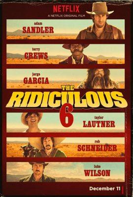 Xem phim Bộ 6 dở hơi – The Ridiculous 6 (2015)