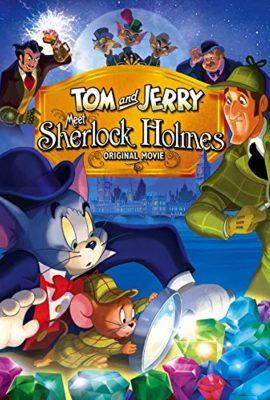 Xem phim Tom và Jerry gặp Sherlock Holmes – Tom and Jerry Meet Sherlock Holmes (2010)