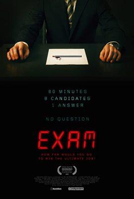 Xem phim Bài Kiểm Tra Bí Ẩn – Exam (2009)