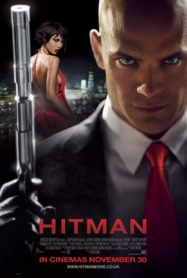 Xem phim Kẻ Săn Người – Hitman (2007)
