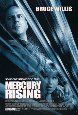 Xem phim Mật Mã Sao Thủy – Mercury Rising (1998)