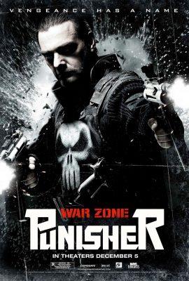 Xem phim Kẻ Trừng Phạt: Vùng Chiến Sự – Punisher: War Zone (2008)