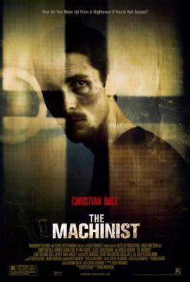 Xem phim Thợ Máy – The Machinist (2004)