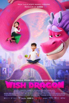 Xem phim Ước Nguyện Thần Long – Wish Dragon (2021)
