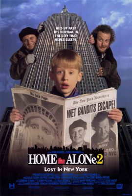 Xem phim Ở nhà một mình 2: Lạc ở New York – Home Alone 2: Lost in New York (1992)