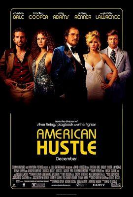 Xem phim Săn Tiền Kiểu Mỹ – American Hustle (2013)