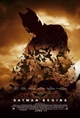 Xem phim Khởi đầu Người Dơi – Batman Begins (2005)
