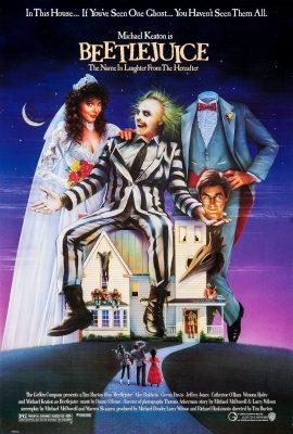 Xem phim Ngôi Nhà Ma Ám – Beetlejuice (1988)