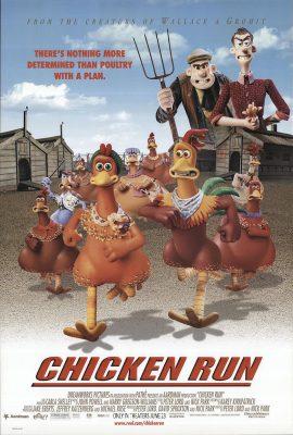 Xem phim Phi Đội Gà Bay – Chicken Run (2000)