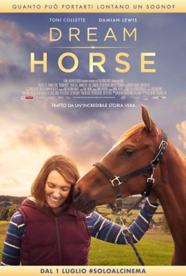 Xem phim Giấc Mơ Thảo Nguyên – Dream Horse (2020)