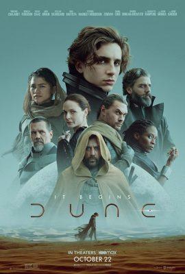 Xem phim Hành Tinh Cát – Dune (2021)