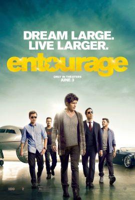 Xem phim Đoàn Tùy Tùng – Entourage (2015)