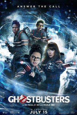 Xem phim Biệt Đội Săn Ma – Ghostbusters (2016)
