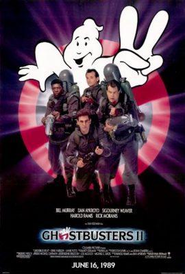 Xem phim Biệt Đội Săn Ma 2 – Ghostbusters II (1989)