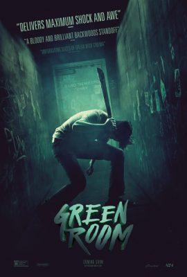 Xem phim Băng Đảng Truy Sát – Green Room (2015)