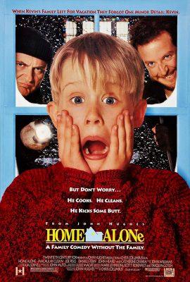 Xem phim Ở Nhà Một Mình – Home Alone (1990)
