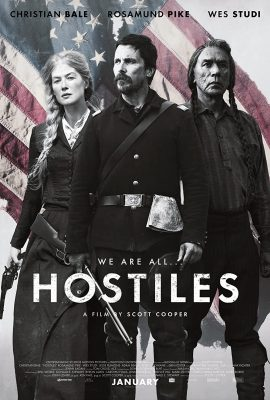 Xem phim Kẻ Thù Địch – Hostiles (2017)