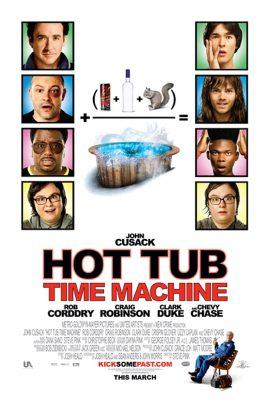 Xem phim Bồn Tắm Thời Gian – Hot Tub Time Machine (2010)