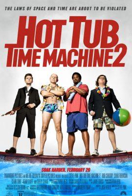 Xem phim Bồn Tắm Thời Gian 2 – Hot Tub Time Machine 2 (2015)