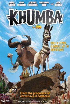 Xem phim Chú ngựa Khumba – Khumba (2013)