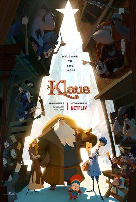 Klaus: Câu Chuyện Giáng Sinh (2019)'s poster