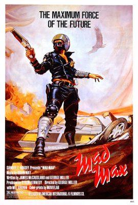 Xem phim Max Điên: Cảnh Sát Báo Thù – Mad Max (1979)
