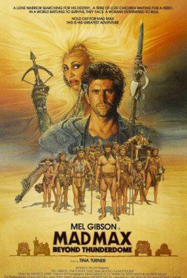Xem phim Max Điên 3: Đón Bão – Mad Max Beyond Thunderdome (1985)