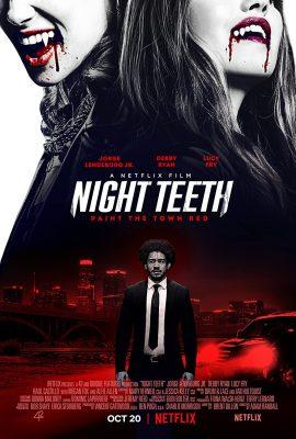 Xem phim Nanh Sắc Trong Đêm – Night Teeth (2021)