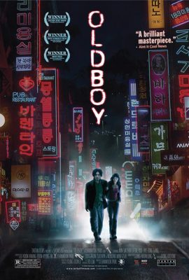 Xem phim Báo Thù – Oldboy (2003)