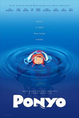 Xem phim Cô bé người cá Ponyo – Ponyo (2008)