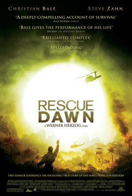 Xem phim Giải Cứu Lúc Bình Minh – Rescue Dawn (2006)