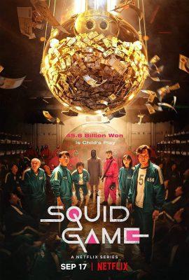 Xem phim Trò Chơi Con Mực – Squid Game (TV Series 2021)