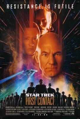 Xem phim Star Trek: Lần Đầu Gặp Mặt – Star Trek: First Contact (1996)