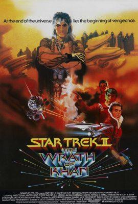 Xem phim Star Trek II: Cơn thịnh nộ của Khan – Star Trek II: The Wrath of Khan (1982)