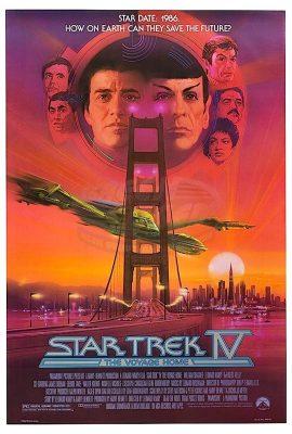 Xem phim Star Trek IV: Hành Trình Về Quê Hương – Star Trek IV: The Voyage Home (1986)