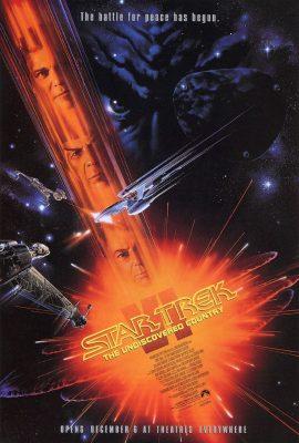 Xem phim Star Trek VI: Vùng Đất Chưa Được Khám Phá – Star Trek VI: The Undiscovered Country (1991)