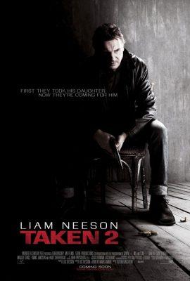 Xem phim Cưỡng Đoạt 2 – Taken 2 (2012)