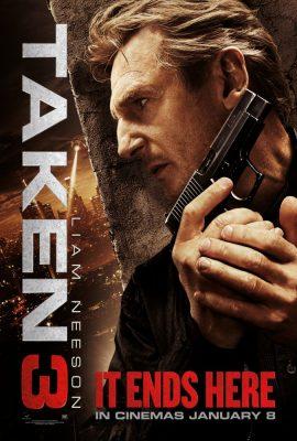 Xem phim Cưỡng Đoạt 3: Dứt Điểm – Taken 3 (2014)