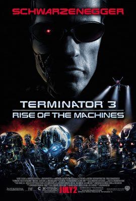 Xem phim Kẻ Hủy Diệt 3: Người Máy Nổi Loạn – Terminator 3: Rise of the Machines (2003)