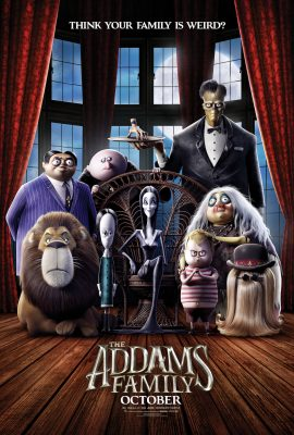 Xem phim Gia đình Addams – The Addams Family (2019)