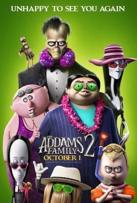 Xem phim Gia đình Addams 2 – The Addams Family 2 (2021)