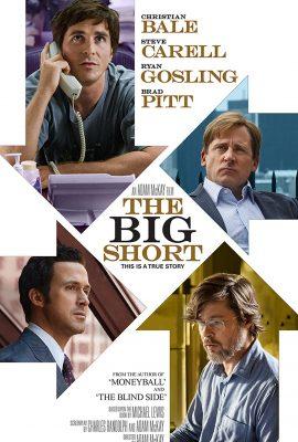 Xem phim Đại Suy Thoái – The Big Short (2015)