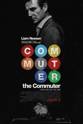 Xem phim Hành Khách Bí Ẩn – The Commuter (2018)